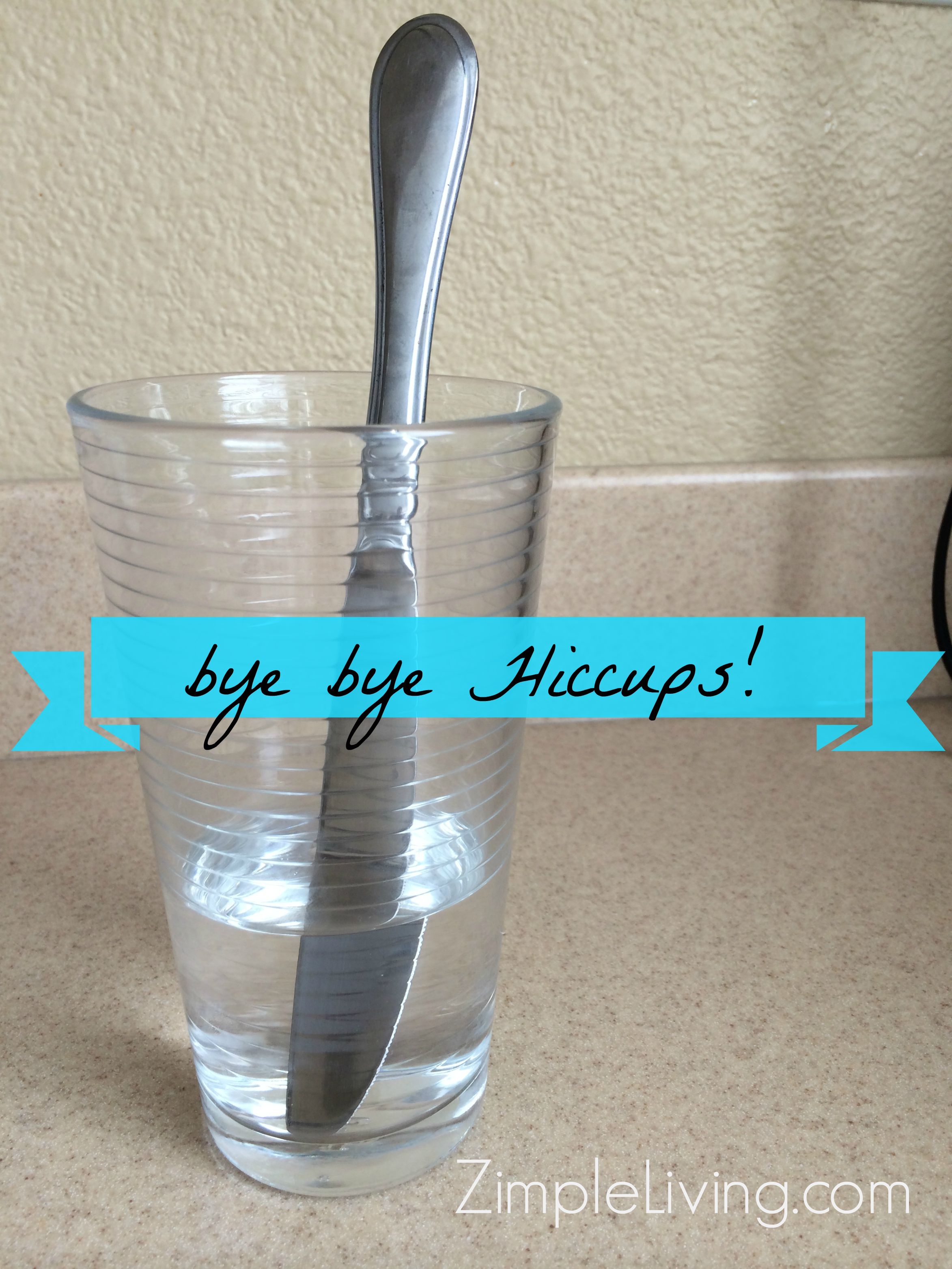 Three Ways to Get Rid of Hiccups