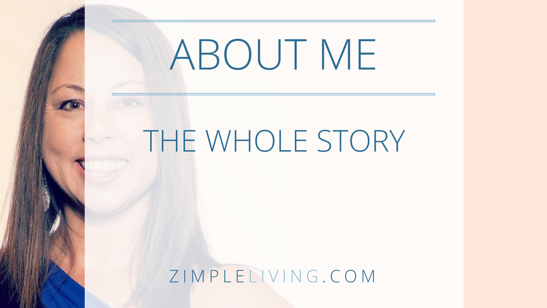 About Me: The Whole Story